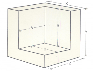Corner Pad Specs